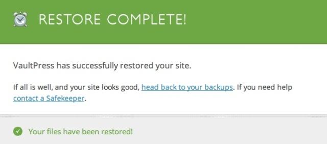 restore-complete